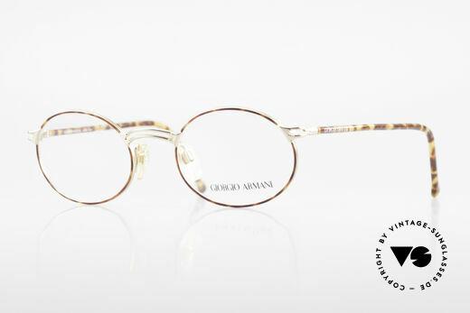 Giorgio Armani 194 Oval 90s Eyeglasses No Retro Details