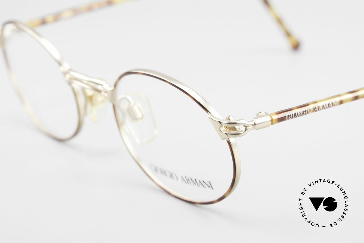 Giorgio Armani 194 Oval 90s Eyeglasses No Retro