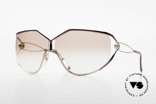 Christian Dior 2345 Designer Sunglasses Ladies Details