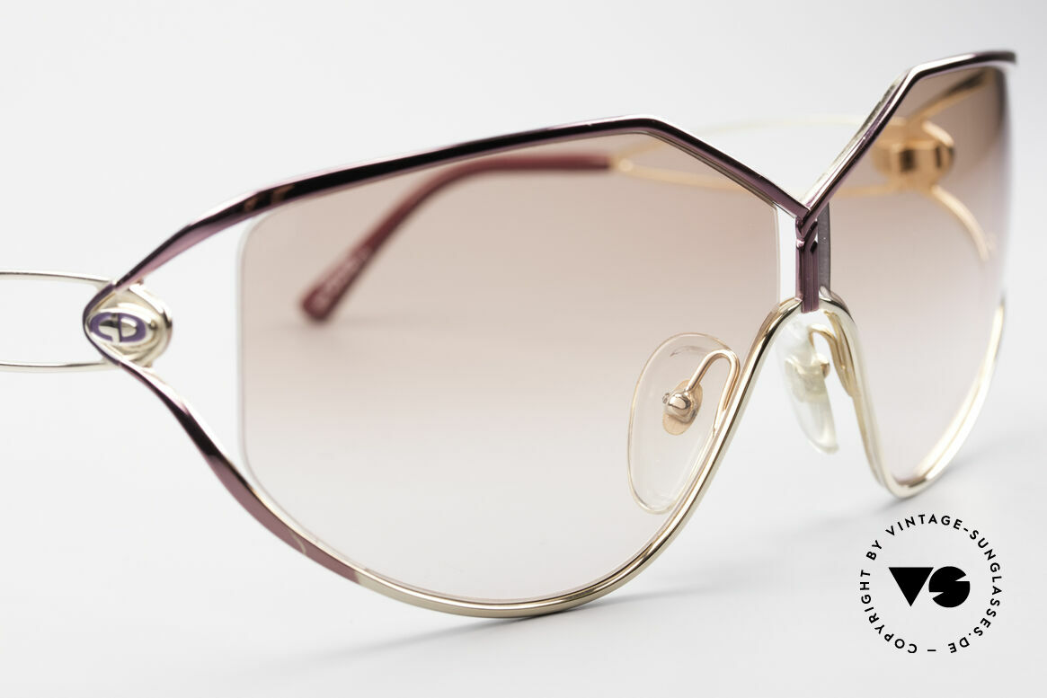 Christian Dior 2345 Designer Sunglasses Ladies