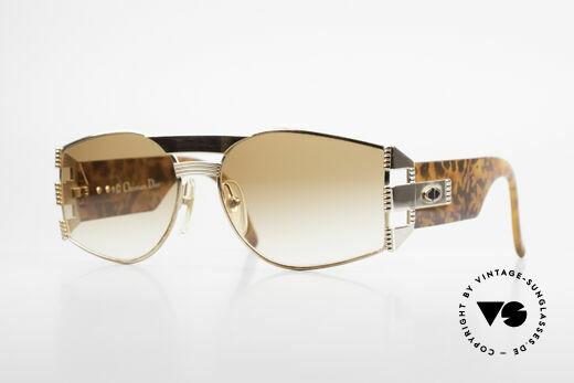 Christian Dior 2562 Vintage Designer Frame 80's Details