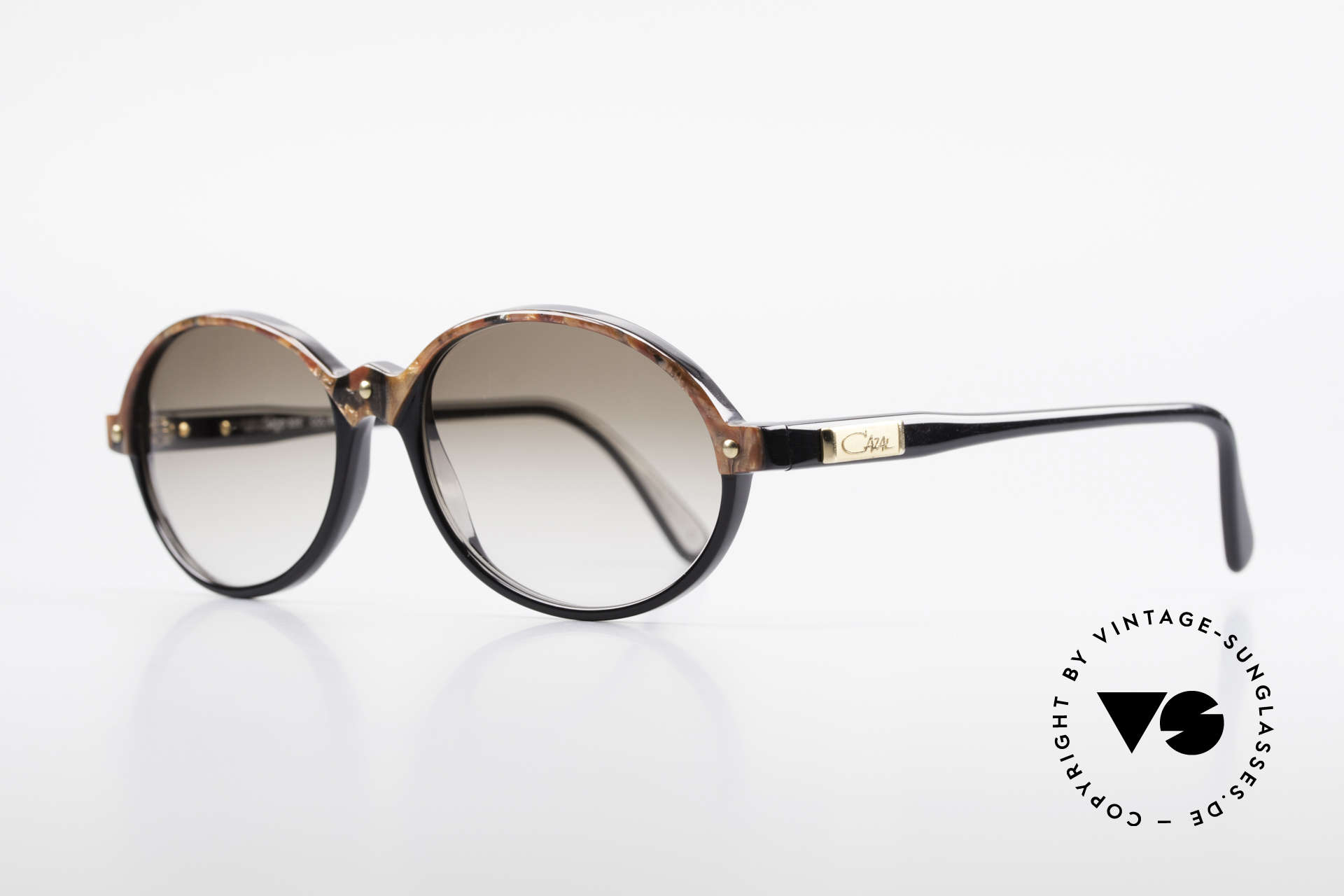 Cazal 328 Oval Vintage Sunglasses 90's, an old West Germany Cazal vintage ORIGINAL, Made for Women