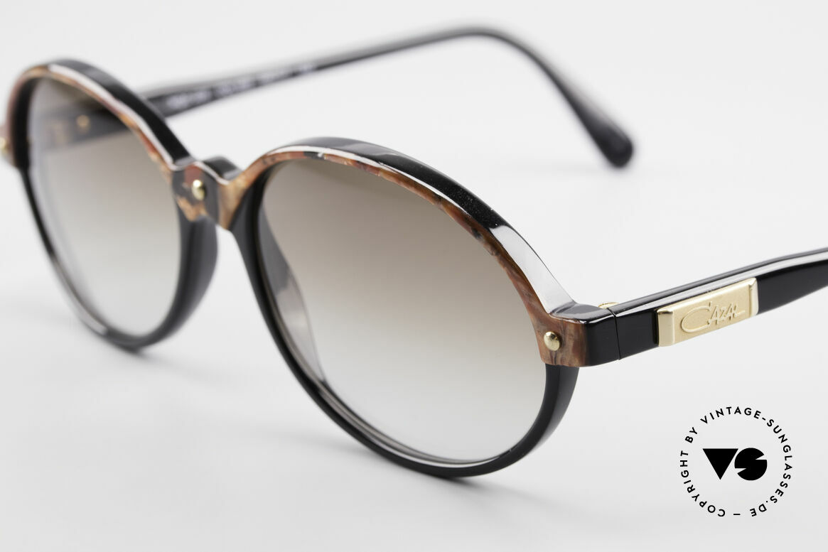 Cazal 328 Oval Vintage Sunglasses 90's, never used (like all our vintage Cazal eyewear), Made for Women