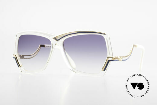 Cazal 178 Extraordinary Sunglasses Details