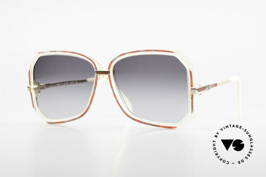 Cazal 167 West Germany 80's Shades Details