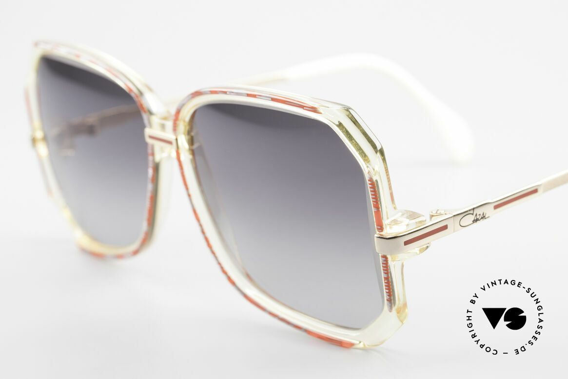 Cazal 167 West Germany 80's Shades, never worn (like all of our vintage Cazal shades), Made for Women