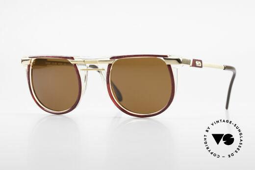 Cazal 647 90's Vintage Designer Shades Details