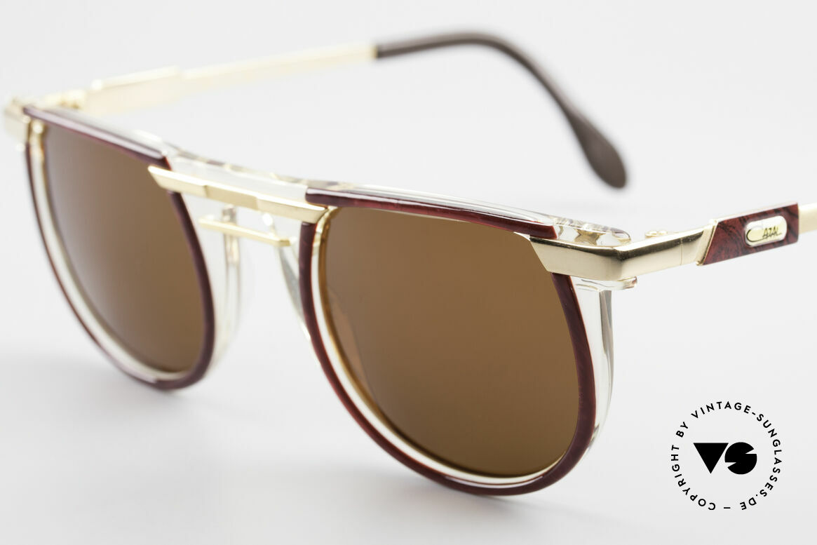 Cazal 647 90's Vintage Designer Shades, NO RETRO sunglasses, but original from 1990/91, Made for Men and Women