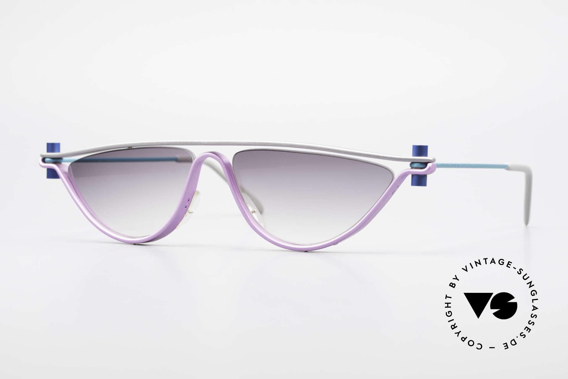ProDesign No6 The Hunt For Red October 90's, Pro Design N° SIX - Optic Studio Denmark Glasses, Made for Women