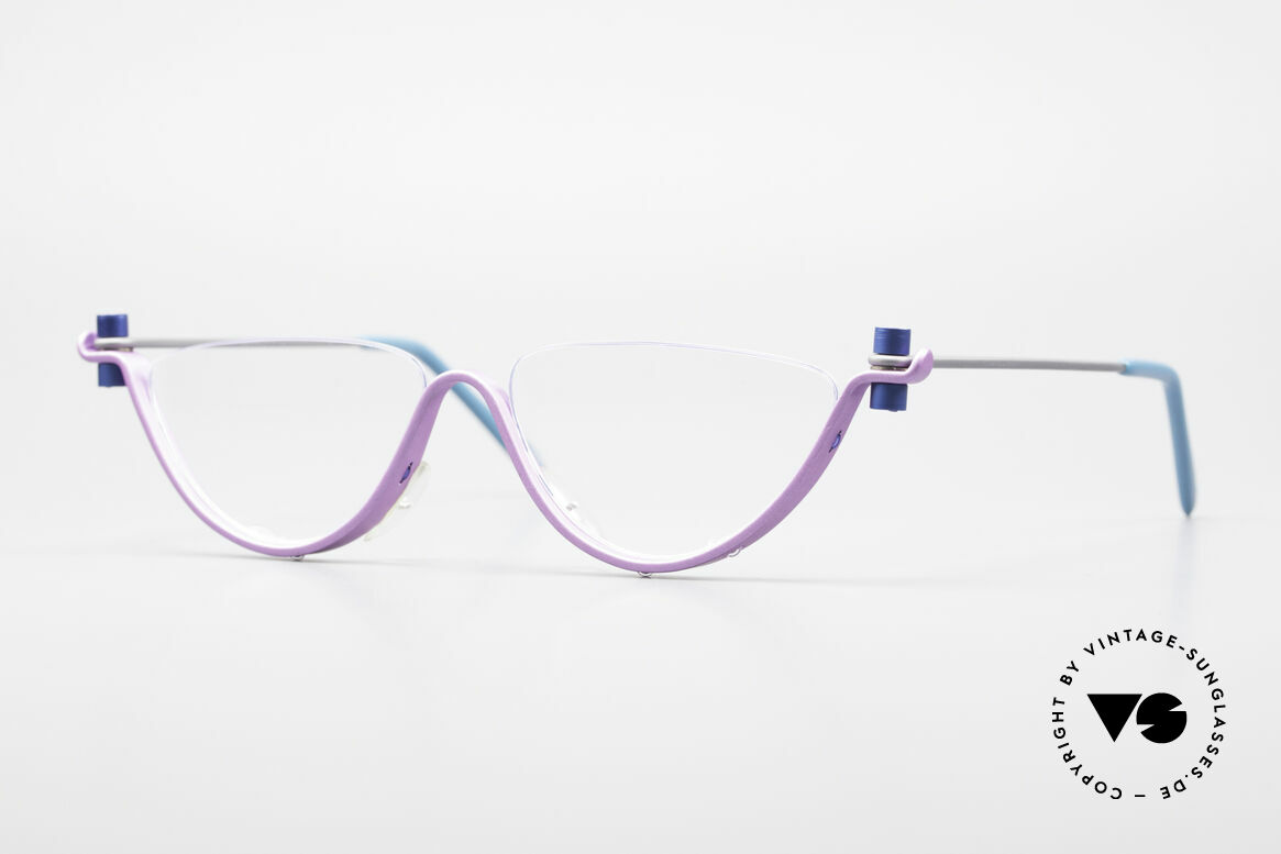 ProDesign No7 The Hunt For Red October, Pro Design N° Seven - Optic Studio Denmark Glasses, Made for Women