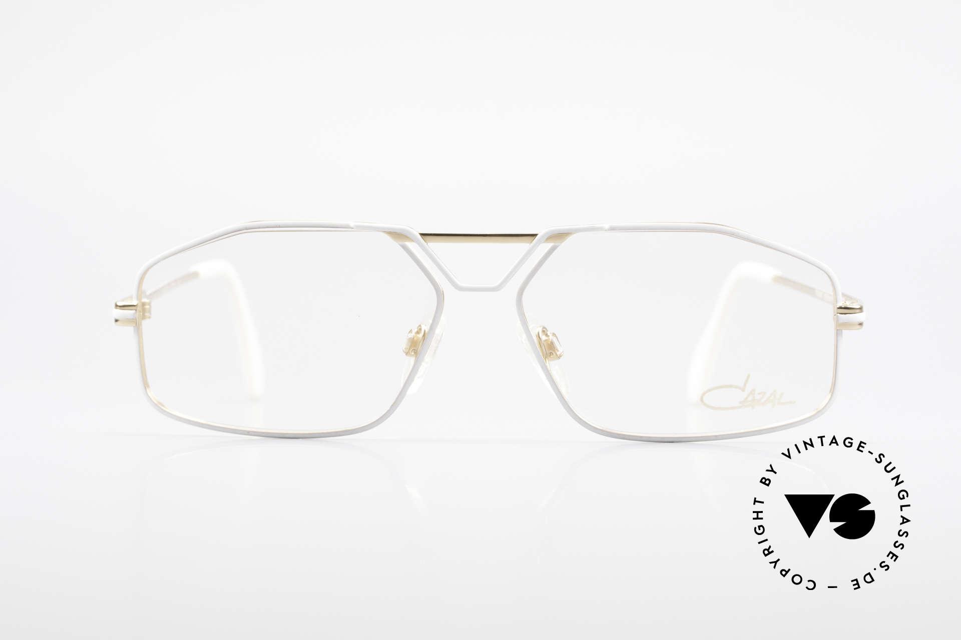 Cazal 729 Vintage Specs NO Retro Frame, model 729, color 332/1, 57-14, 140 (West Germany), Made for Men