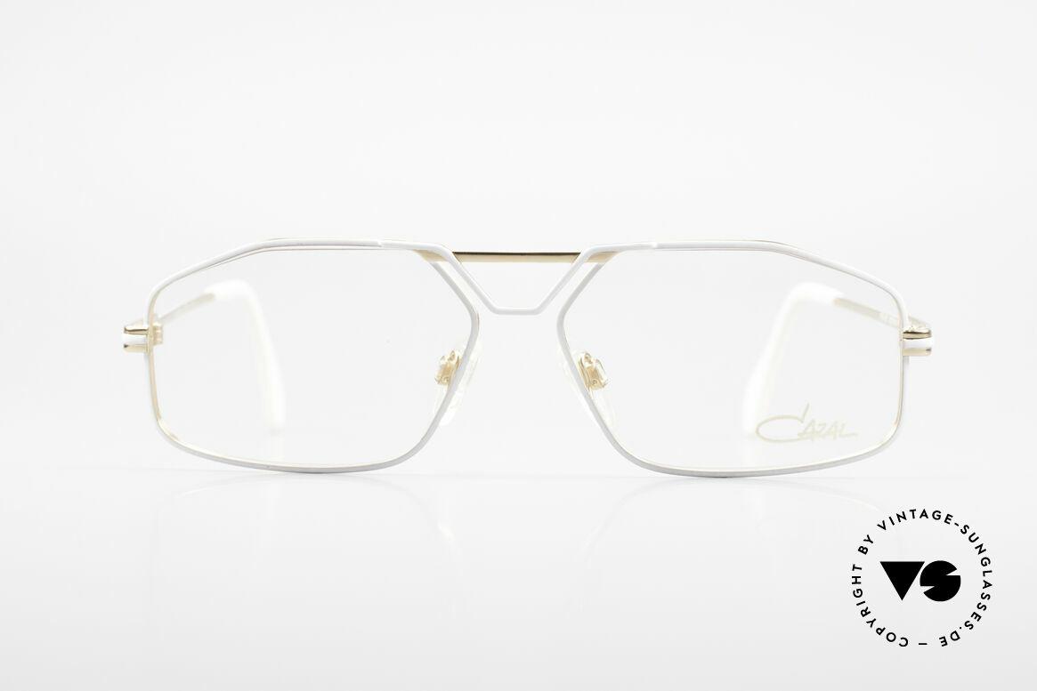 Cazal 729 Vintage Specs NO Retro Frame, very masculine Cazal eyeglasses from app. 1989/90, Made for Men