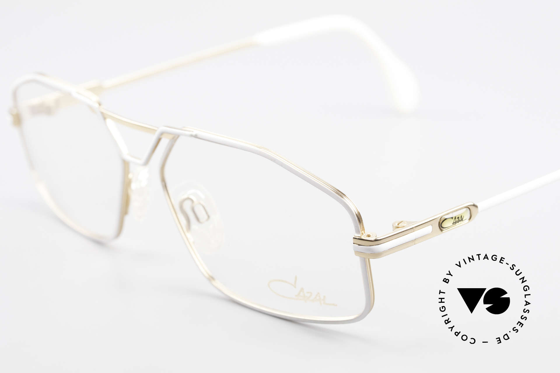 Cazal 729 Vintage Specs NO Retro Frame, never worn, (like all our rare vintage CAZAL frames), Made for Men