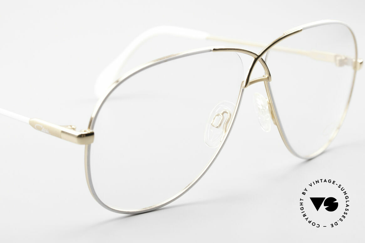 Cazal 728 Aviator Style Vintage Glasses, unworn condition 'NOS' - true vintage 80's rarity, Made for Men and Women
