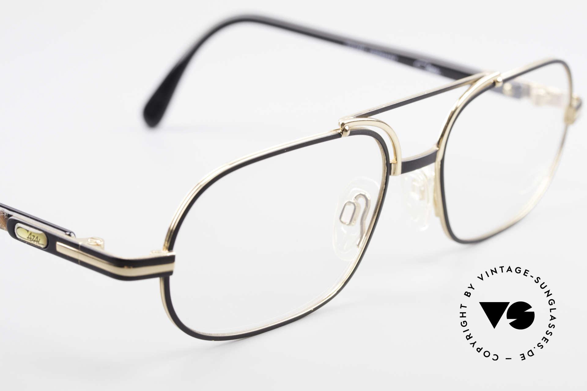 Cazal 747 Vintage 90's Designer Frame, new old stock: like all our rare vintage Cazal eyewear, Made for Men