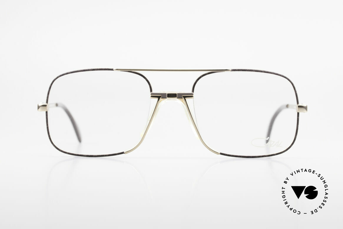 Cazal 740 Vintage Eyeglasses Men 90's, high-end CAZAL designer eyeglasses from the 1990's, Made for Men