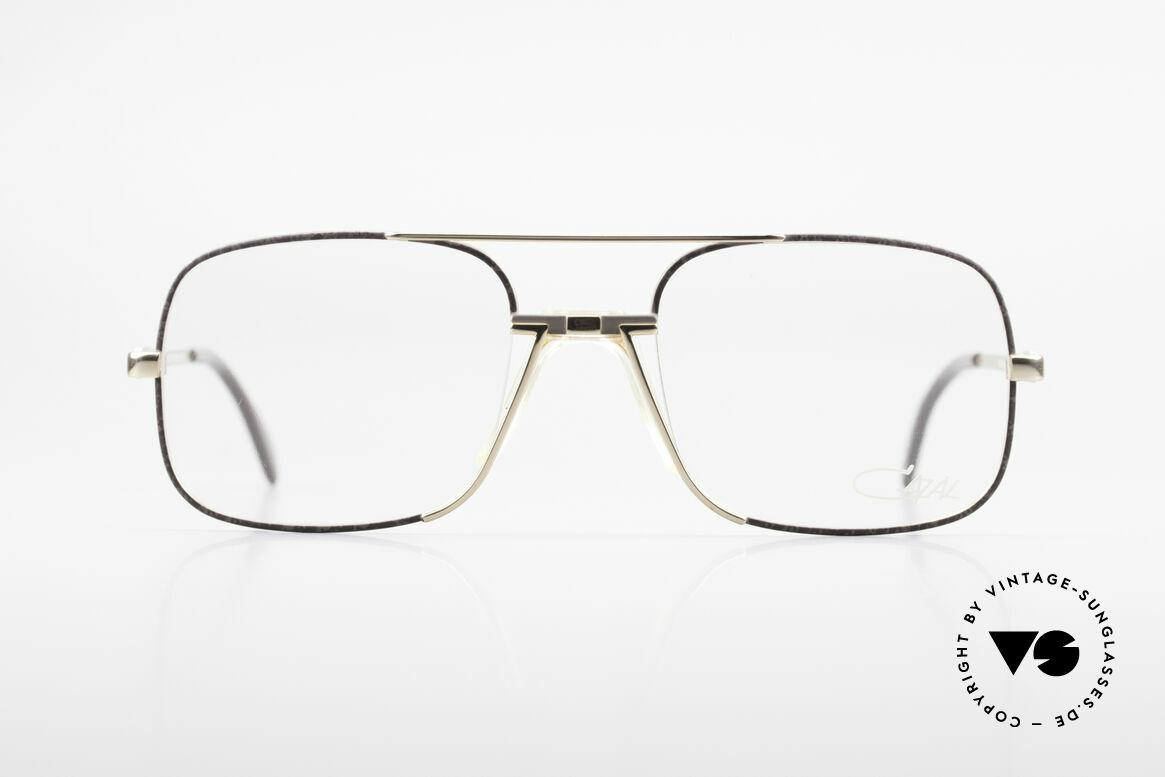 Cazal 740 Vintage Eyeglasses Men 90's, excellent frame for the real gentleman; pure elegance, Made for Men