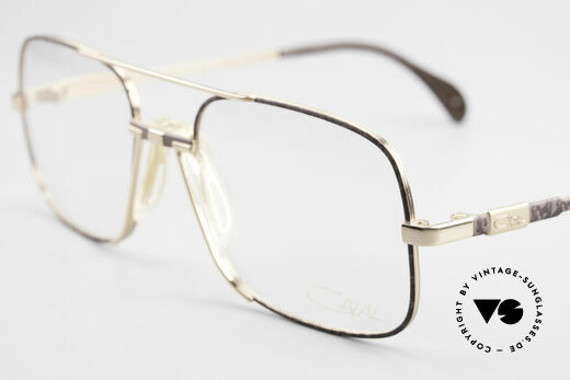 Cazal 740 Vintage Eyeglasses Men 90's