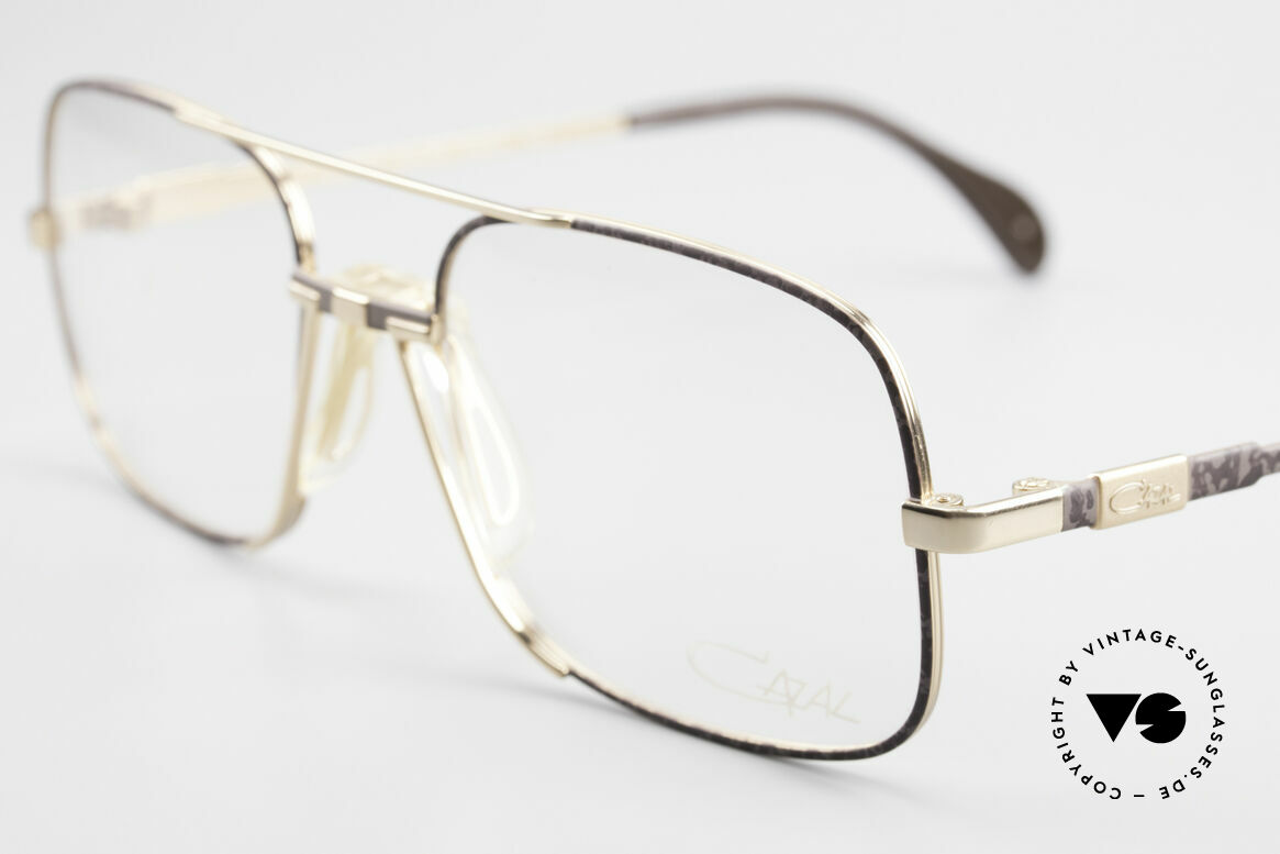 Cazal 740 Vintage Eyeglasses Men 90's, never worn (like all our vintage Cazal designer frames), Made for Men