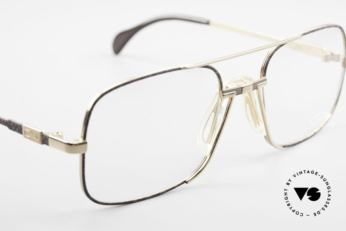 Cazal 740 Vintage Eyeglasses Men 90's, NO RETRO specs, but a unique 25 years old ORIGINAL, Made for Men