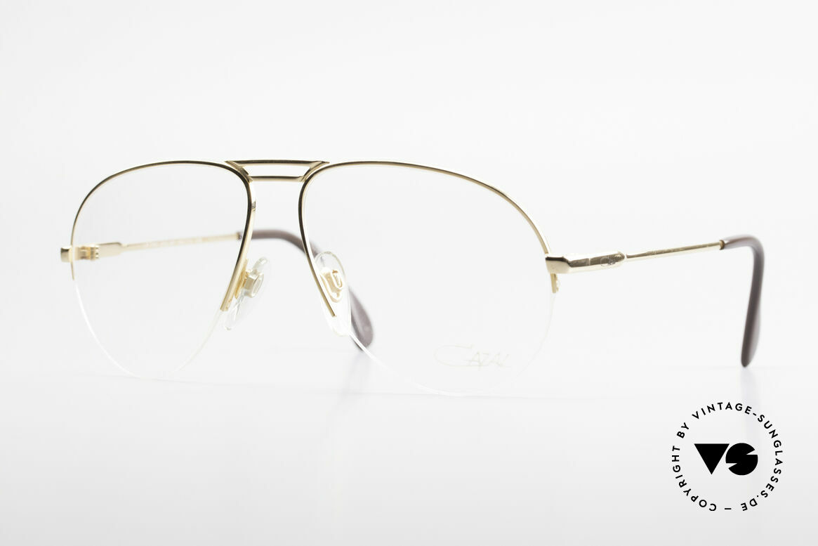 Cazal 726 West Germany Aviator Glasses