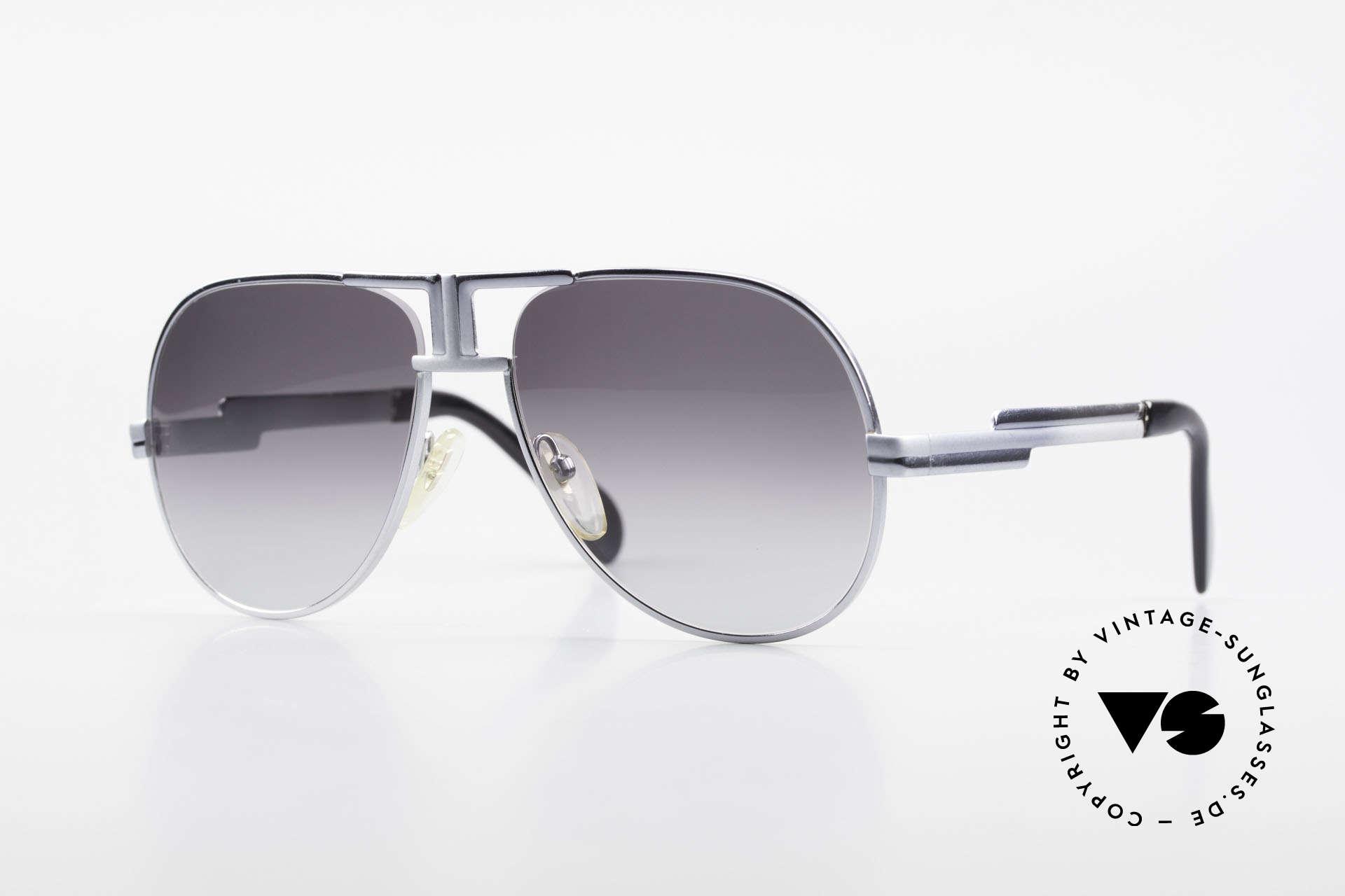 Cazal 702 Ultra Rare 70's Sunglasses, ultra rare CAZAL men's sunglasses of the 1970's, Made for Men