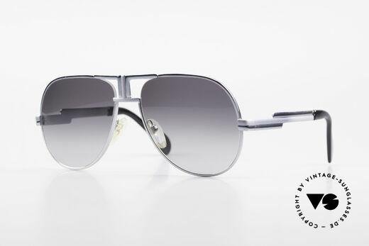 Cazal 702 Ultra Rare 70's Sunglasses Details