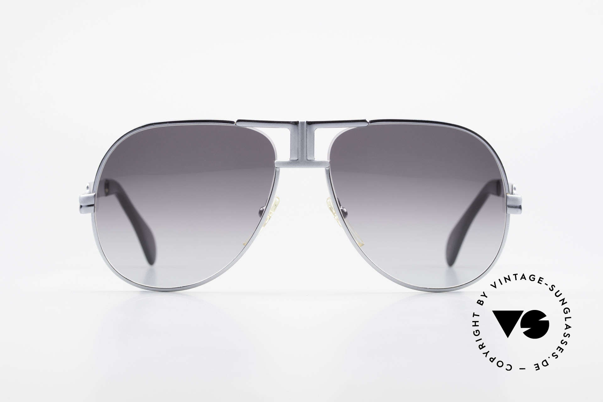 Cazal 702 Ultra Rare 70's Sunglasses, monolithic quality, built to last, made in Germany, Made for Men