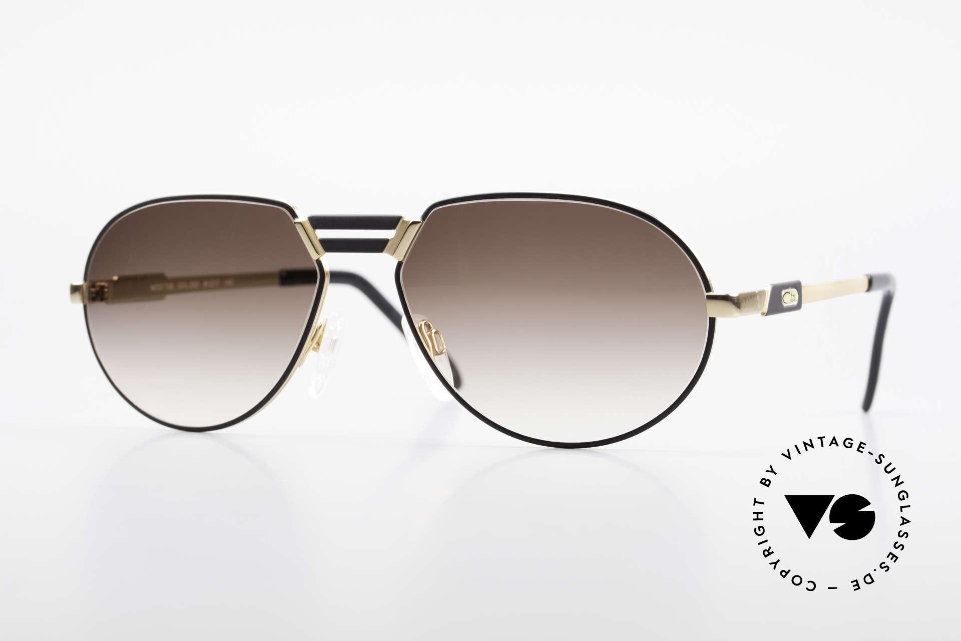 Cazal 739 Extraordinary Sunglasses XL, unique CAZAL sunglasses for men from 1989/90, Made for Men