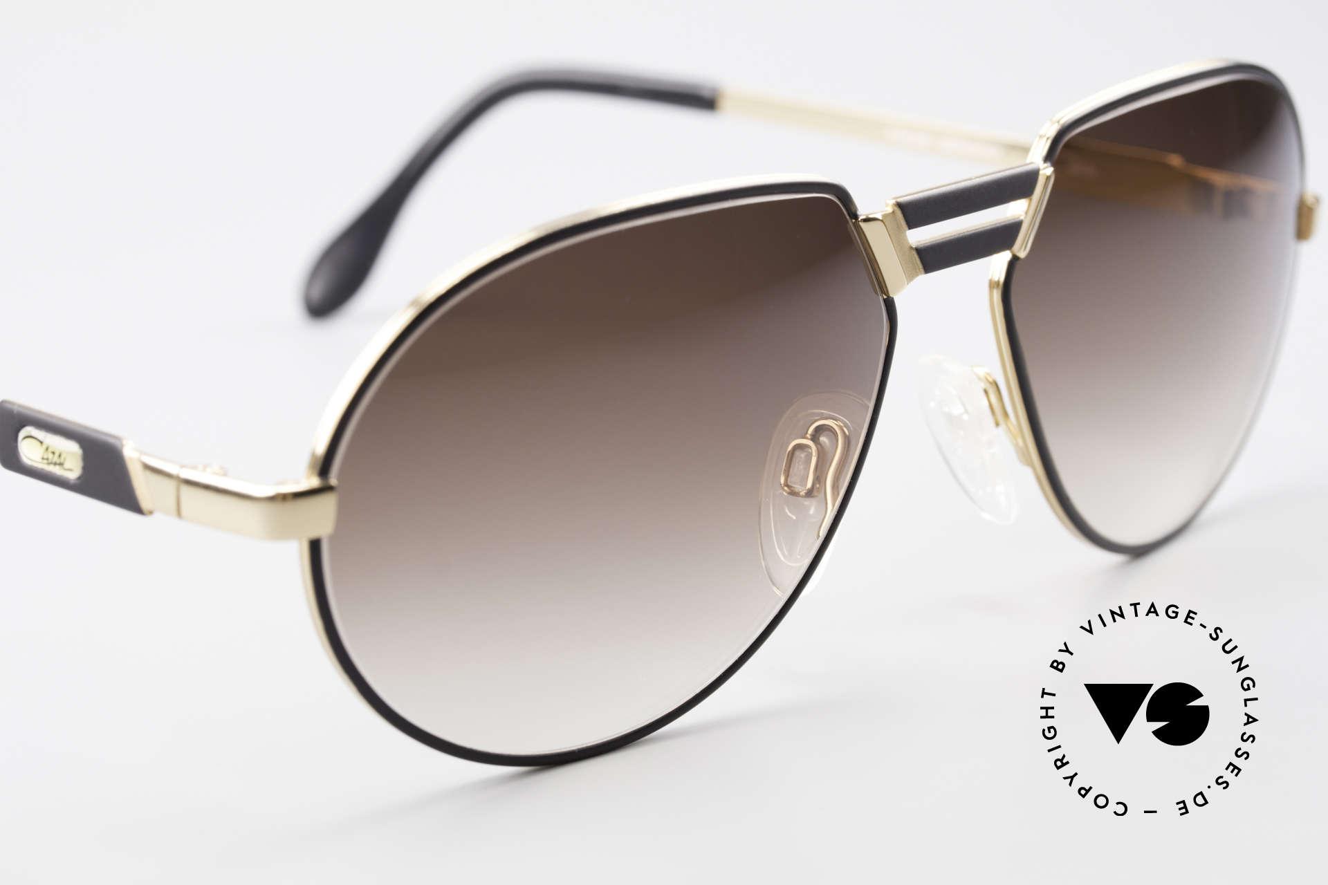 Cazal 739 Extraordinary Sunglasses XL, NO retro specs, but a genuine old vintage original, Made for Men