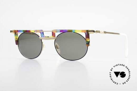 Cazal 745 Striking 90's Sunglasses Details
