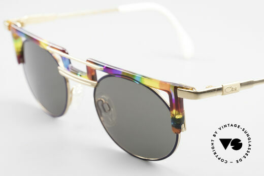 Cazal 745 Striking 90's Sunglasses