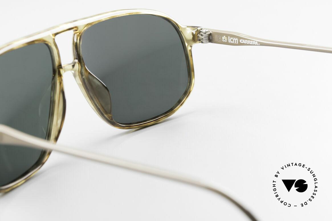 Carrera 5325 80's Carrera Sunglasses Optyl, unworn (like all our vintage CARRERA Optyl eyewear), Made for Men