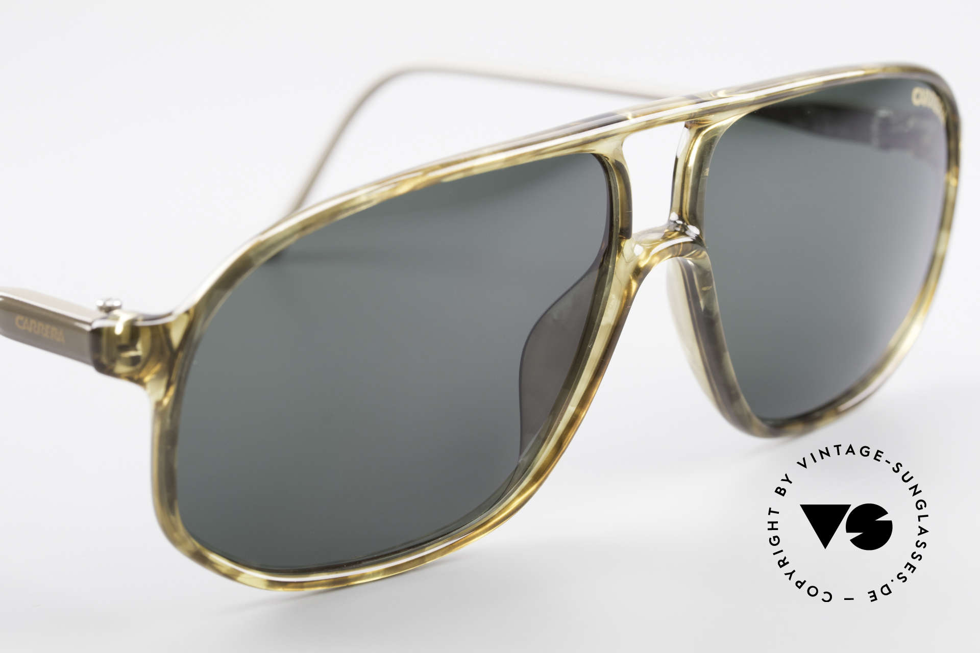 Carrera 5325 80's Carrera Sunglasses Optyl, NO RETRO shades, but an old ORIGINAL from 1989!, Made for Men