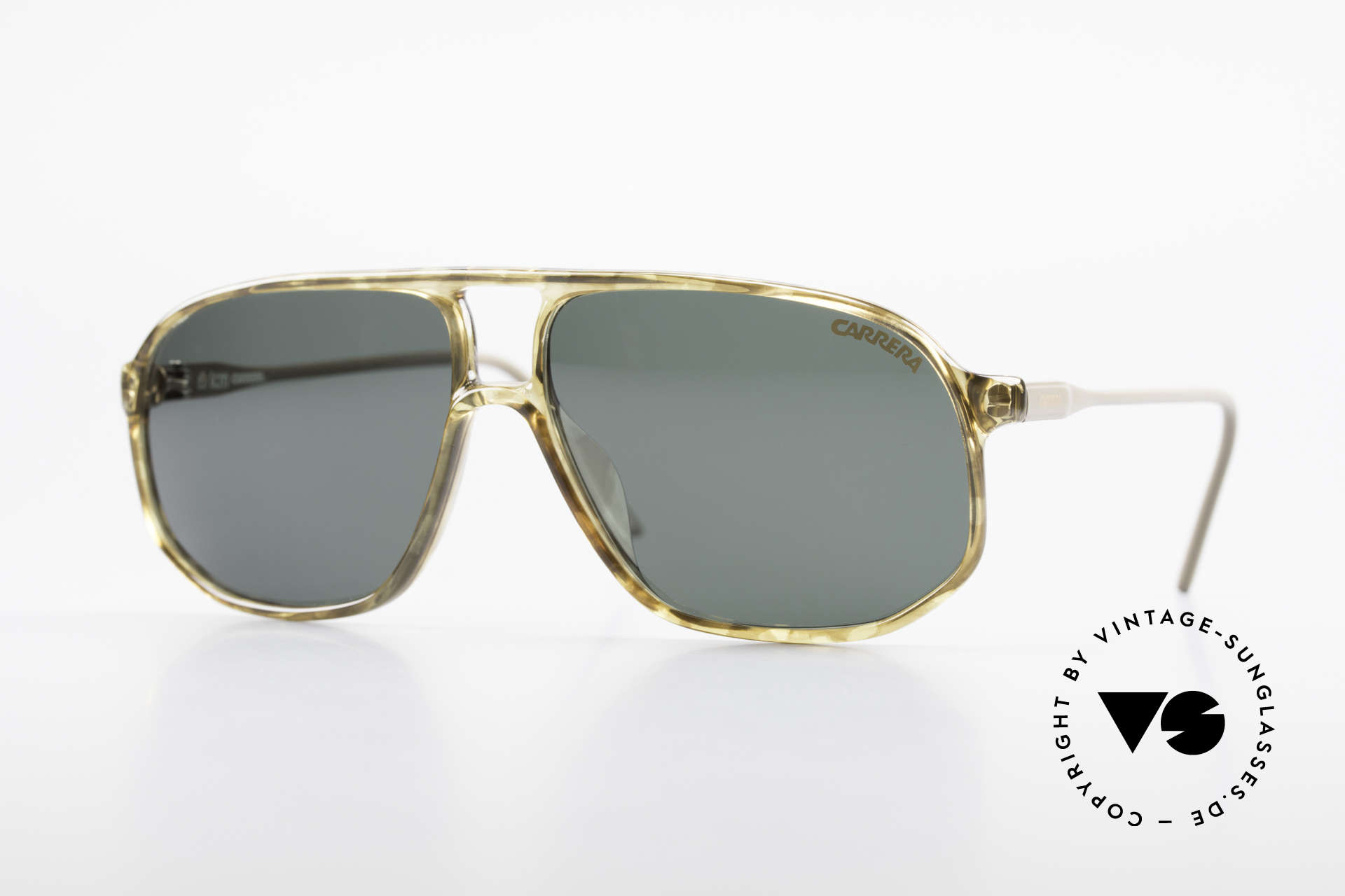 Carrera 5325 80's Carrera Sunglasses Optyl, rare vintage sunglasses by Carrera from the late 80's, Made for Men