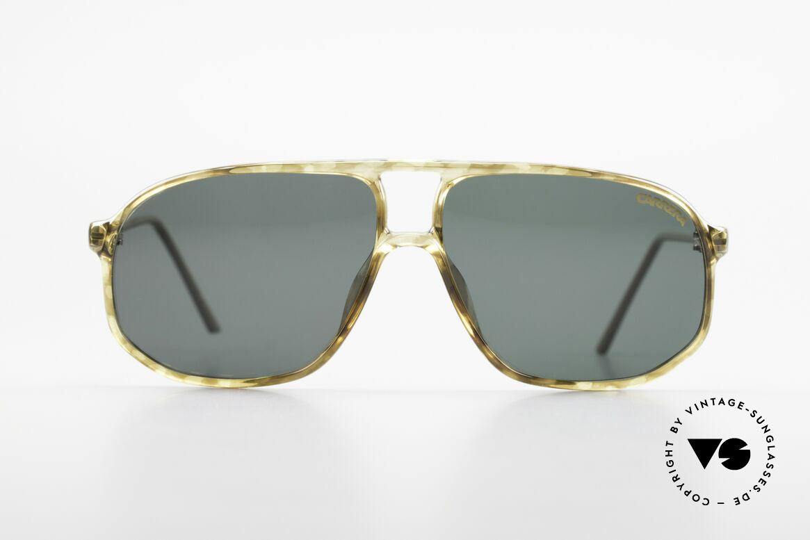 Carrera 5325 80's Carrera Sunglasses Optyl, back then, made of incredible OPTYL plastic material, Made for Men