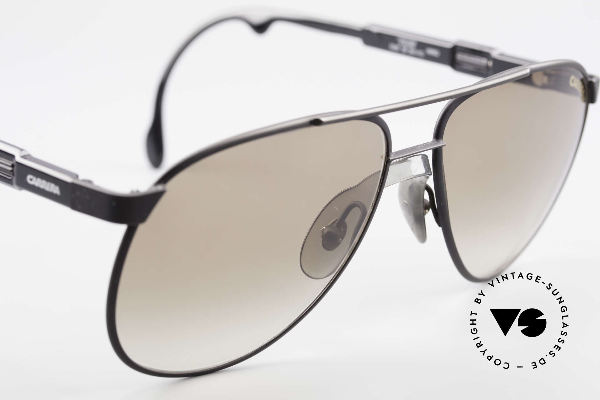 Carrera 5348 Vario Sports Sunglasses 80's, unworn, NOS (like all our vintage sports sunglasses), Made for Men and Women