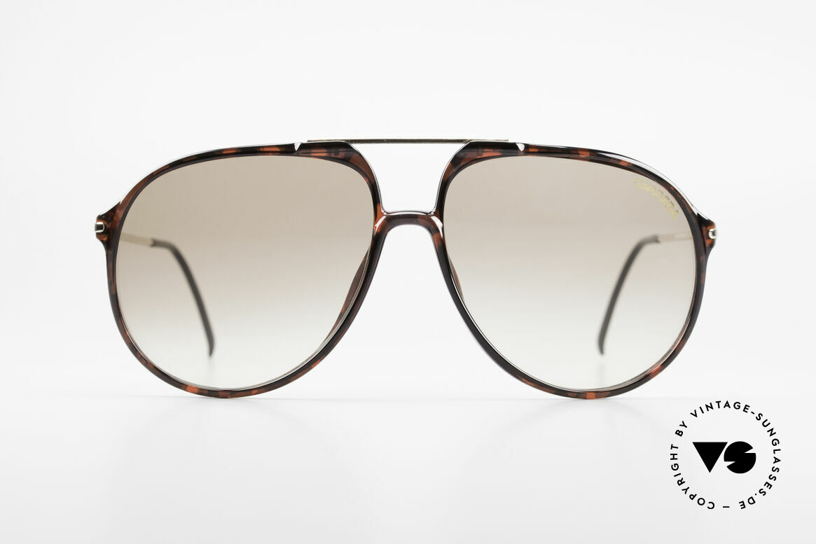 Carrera 5327 80's Aviator Shades Optyl, typical 80's 'aviator design' sunglasses by Carrera, Made for Men and Women
