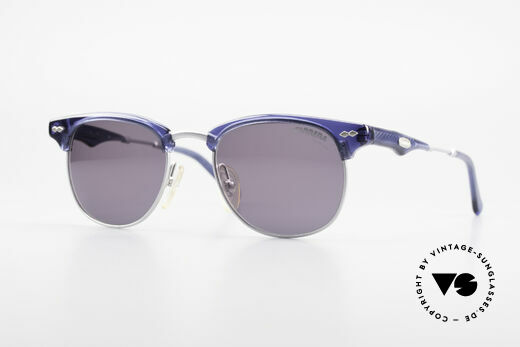 Carrera 5324 Vintage Panto Sunglasses 90s Details