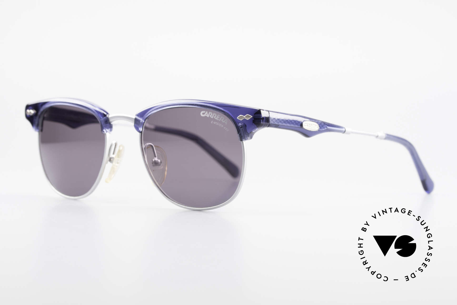 Carrera 5324 Vintage Panto Sunglasses 90s, distinctive PANTO frame design & premium quality, Made for Men