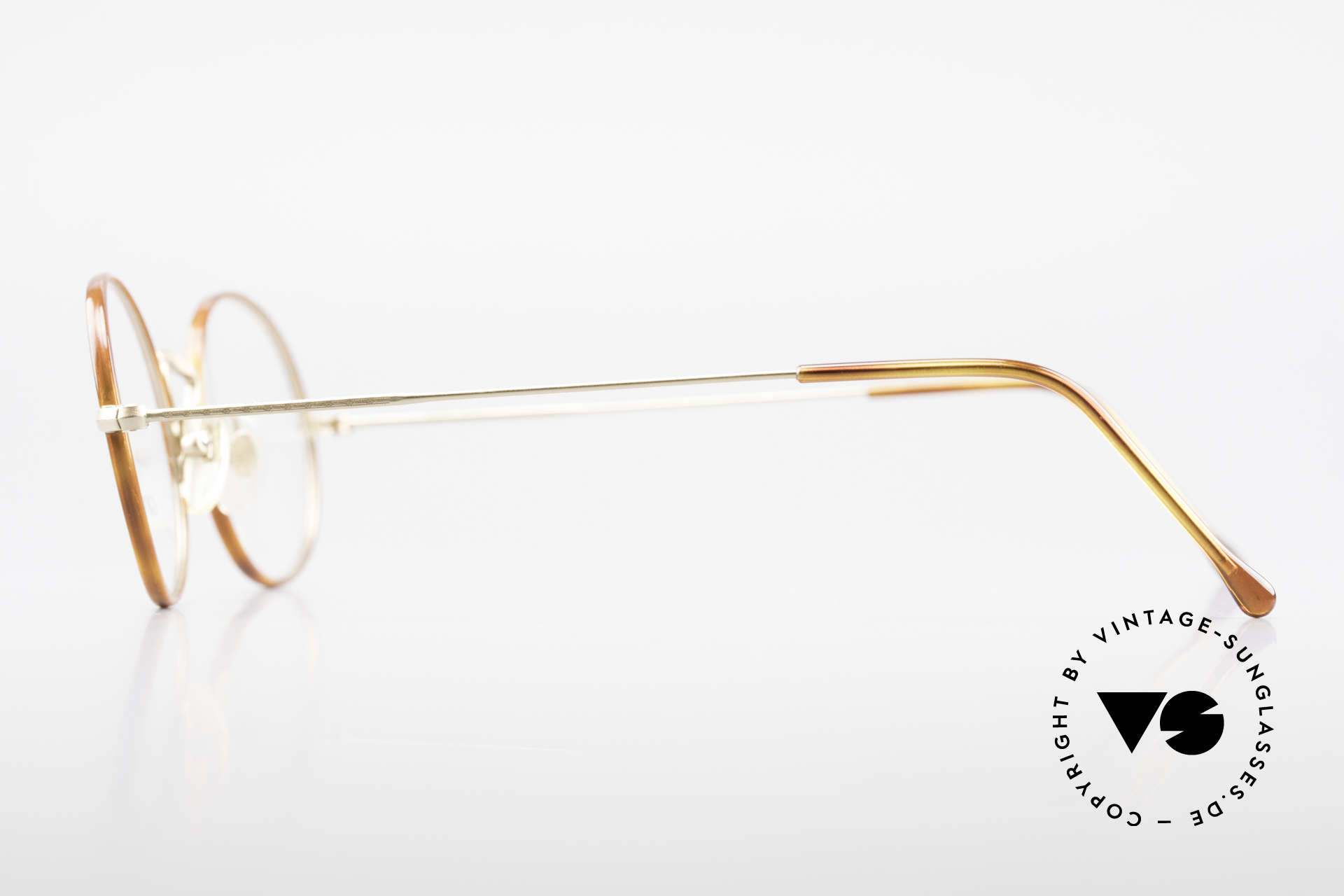Giorgio Armani 247 90's Oval Eyeglasses No Retro, NO RETRO SPECS, but an app. 25 years old Original, Made for Men and Women