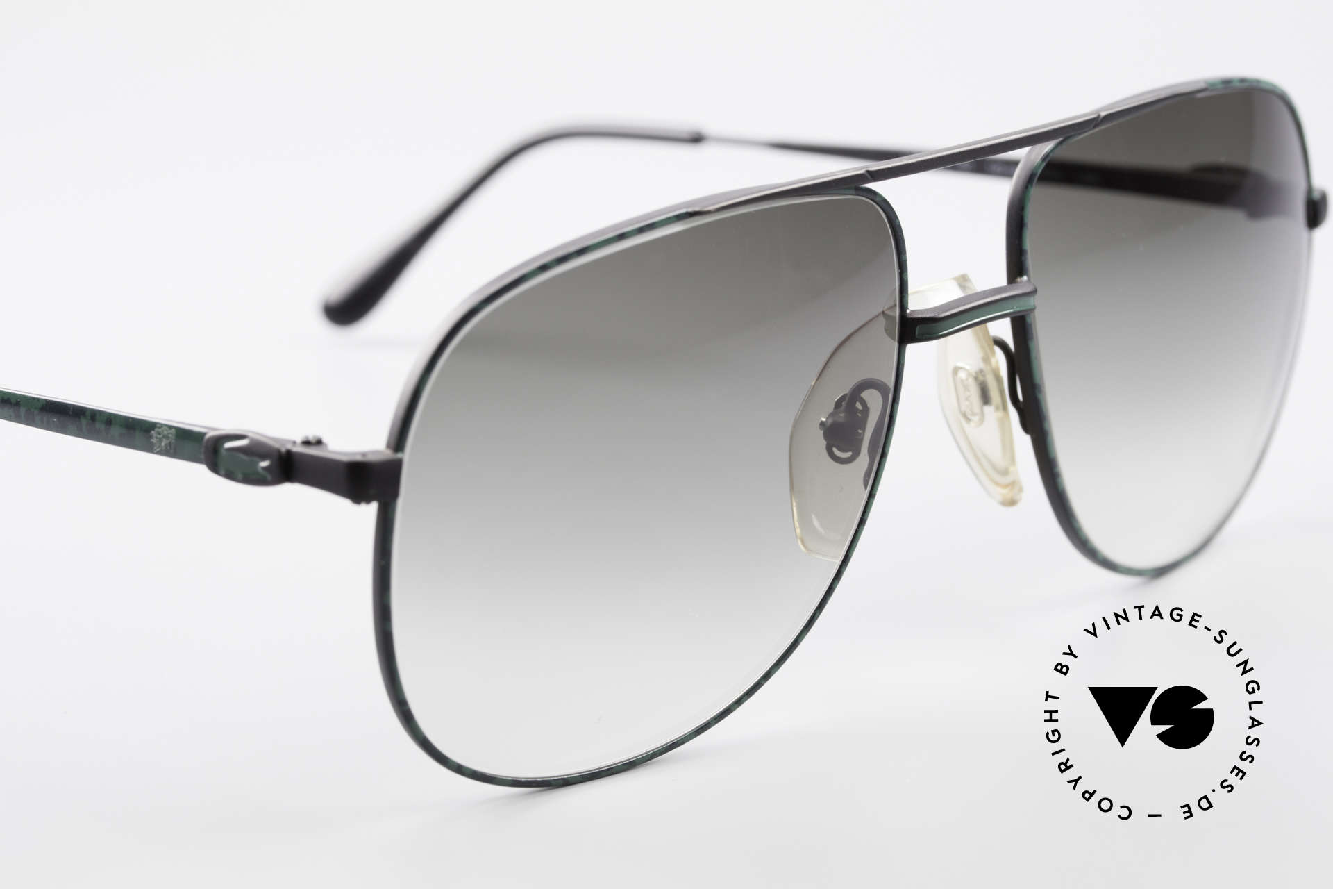 Lacoste 101 Sporty Aviator Sunglasses XL, model 101 = the downright classic by Lacoste, a legend!, Made for Men