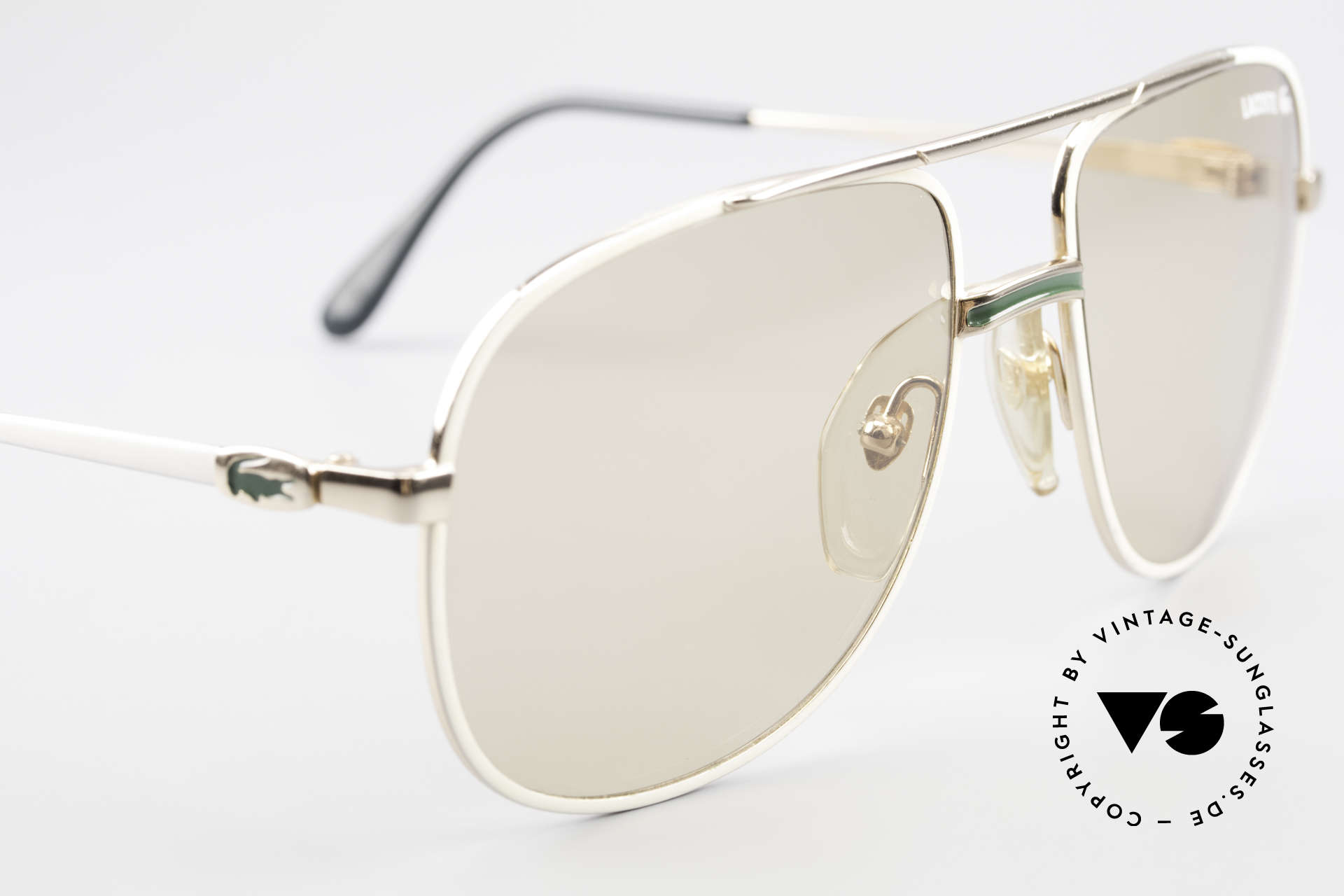 Lacoste 101 Lacoste Changeable Lenses, model 101 = the downright classic by Lacoste, a legend!, Made for Men