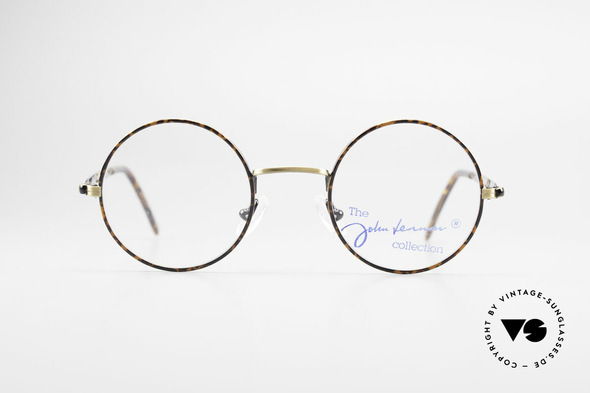 John Lennon - Revolution Small Round Vintage Glasses