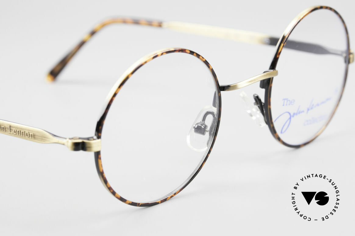 John Lennon - Revolution Small Round Vintage Glasses, a true CLASSIC - simply TIMELESS - unisex round, Made for Men and Women