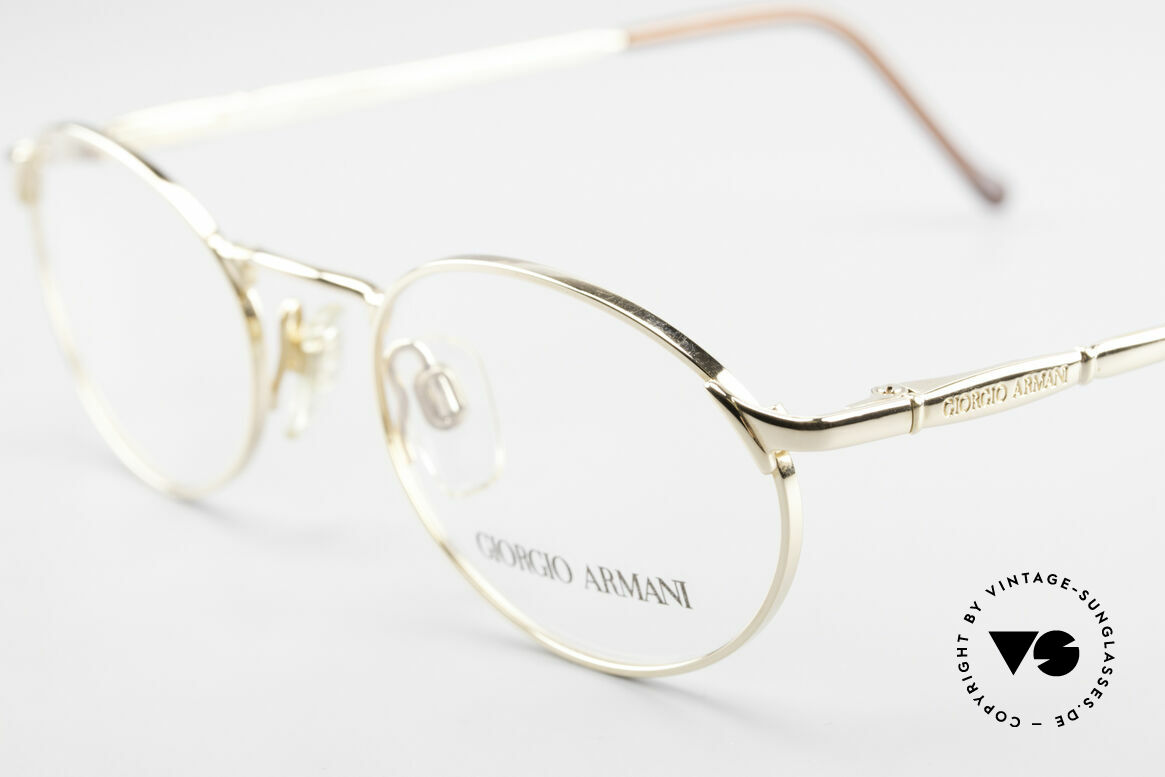 Giorgio Armani 263 Oval Eyeglasses Ladies Gents