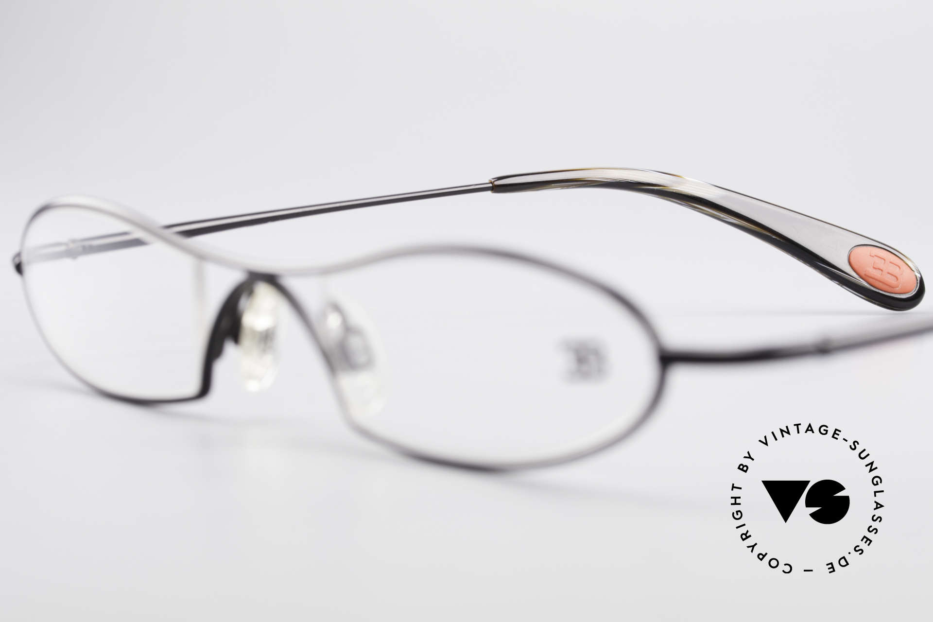 Bugatti 347 Odotype Small Men's Designer Frame, a 15 years old original in unworn condition, Made for Men