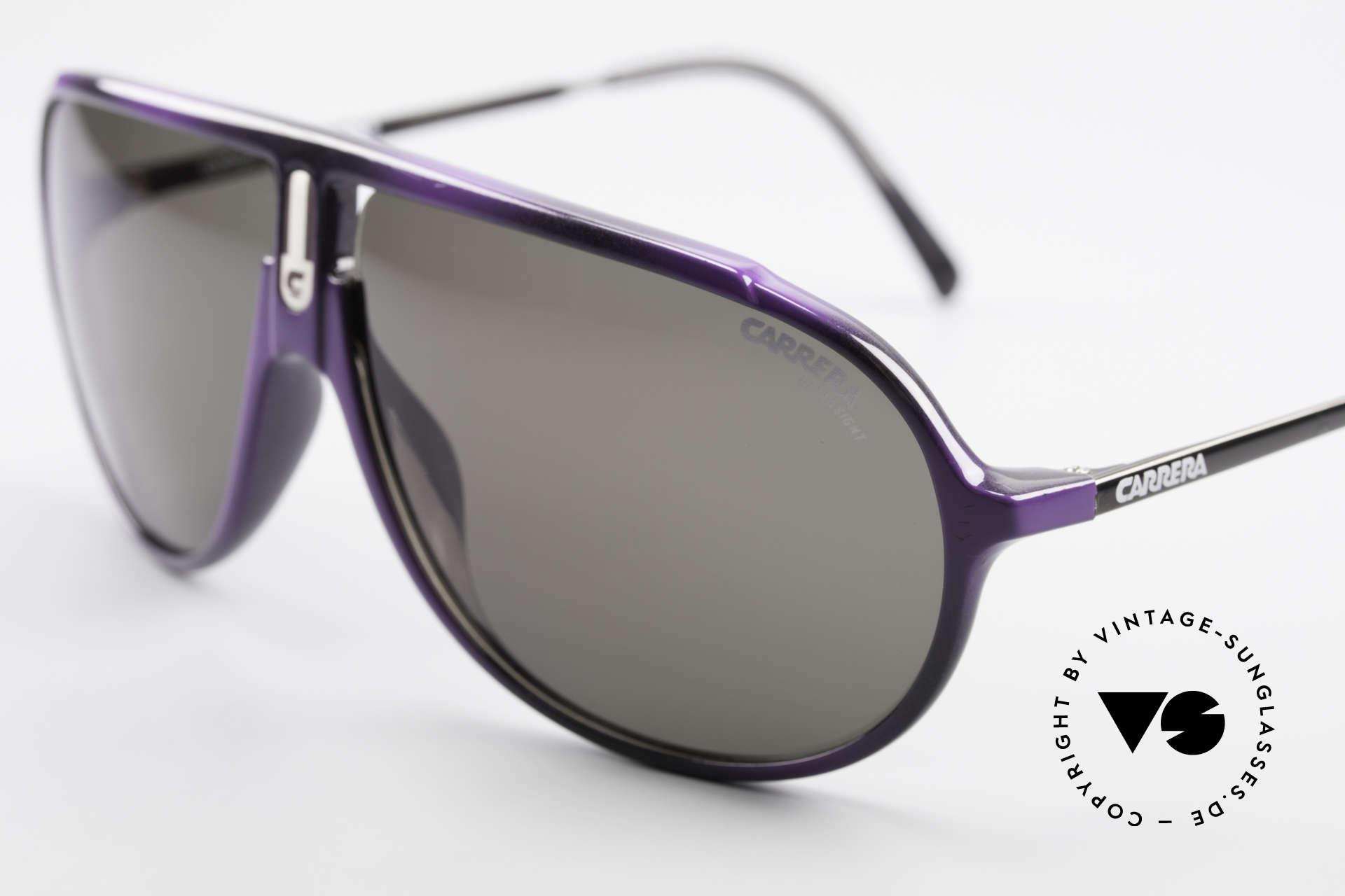 Carrera 5467 Carbon Fibre Shades Vintage, CARRERA ULTRASIGHT lenses (100% UV protect.), Made for Men