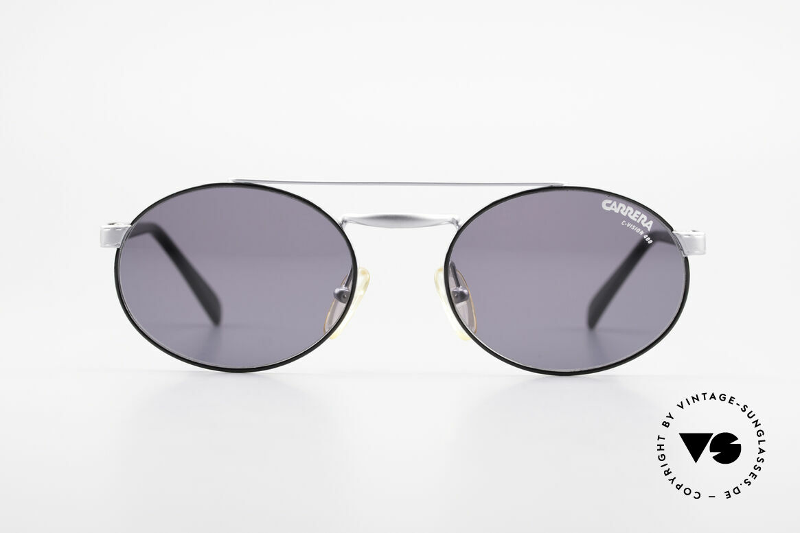 Carrera 4805 Vintage Shades Oval Unisex 90's, vintage Carrera sunglasses (timeless oval design), Made for Men and Women