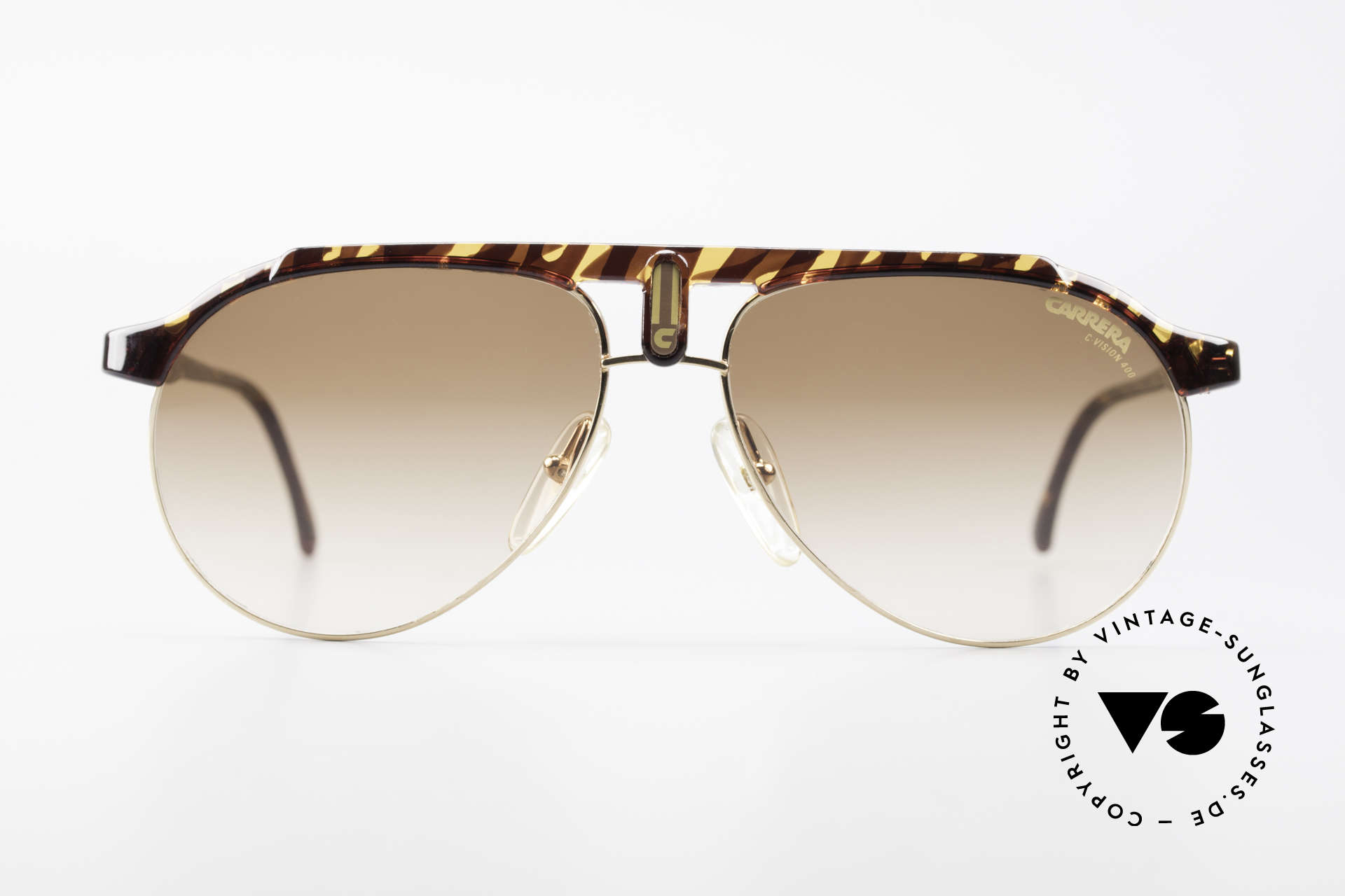 Carrera 5478 Rare Vintage Shades Aviator, fresh combination of colors, shapes, materials, Made for Men and Women